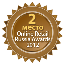 ���������� Online Retail Russia Awards 2012