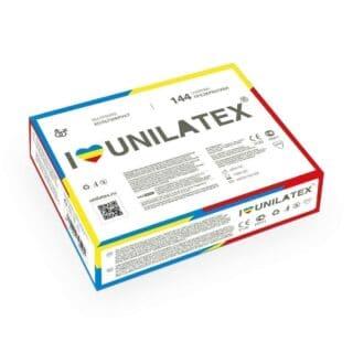 Презервативы Unilatex Multifruits 144 шт 3023Un