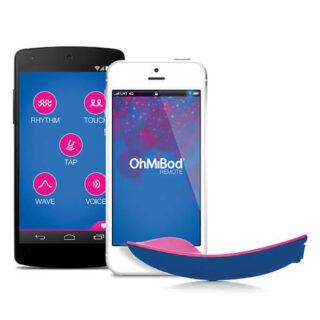 BlueMotion App Controlled Nex 1 - OhMiBod