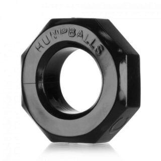 Эрекционное кольцо Oxballs Humpballs Black Os