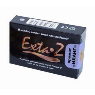 EXTA-Z Интимное масло Desire Иланг 1,5 мл