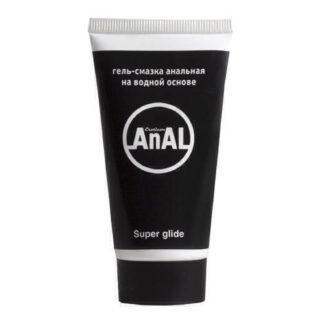 Гель-смазка анальная, на водной основе AnAl SUPER GLIDE, 50 мл