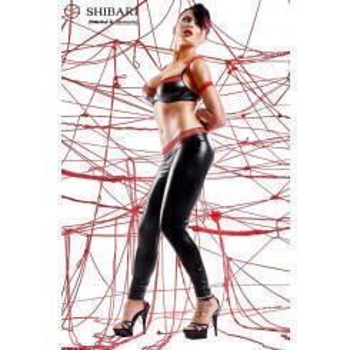 Комплект Demoniq Tomiko с веревками для связывания, S