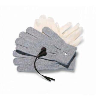 Перчатки с Миостимуляцией Magic Gloves Mystim серый