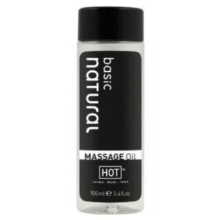 Массажное Масло Hot Massage Oil Натурал, 100 мл
