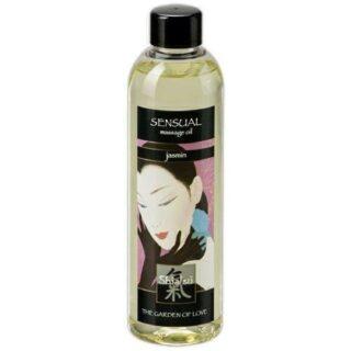Массажное масло SHIATSU MASSAGEOIL PASSION, Роза, 250 ML