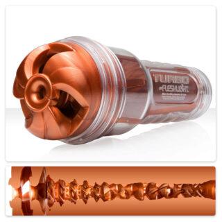 Мастурбатор Fleshlight Turbo Thrust Copper