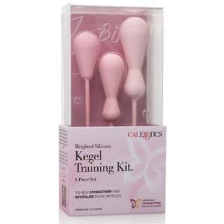 Набор вагинальных тренажёров Inspire Kegel Training Kit - CalExotics