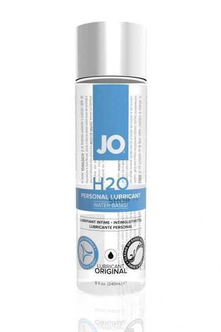 Нейтральный лубрикант на водной основе JO Personal Lubricant H2O, 240 мл