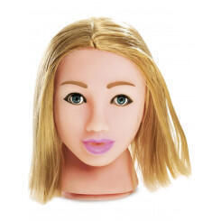 Оральный мегамастурбатор PipeDream Fuck My Face Blonde