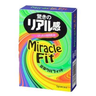 Презервативы SAGAMI XTREME №5 MIRACLE FIT