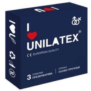 Презервативы Unilatex Extra Strong 3 шт.