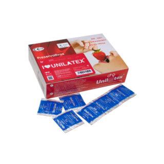 Презервативы UNILATEX MULTIFRUTIS №144 ароматизированные, цветные