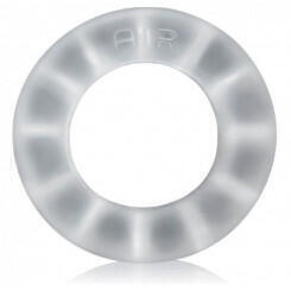 Прозрачное эрекционное кольцо - Oxballs Air Airflow