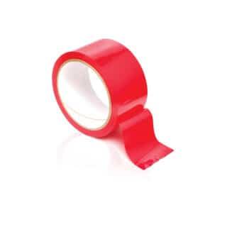 Самоклеющаяся Лента для Связывания Pleasure Tape, красная